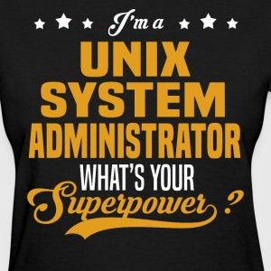 UNIX System Administrator - Women's T-Shirt