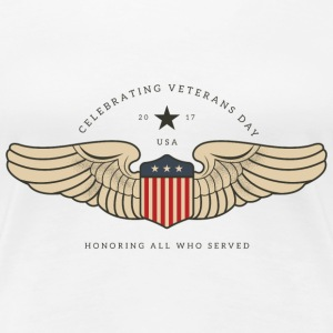 US Veterans Day - Armed Forces T-Shirts - Women's Premium T-Shirt