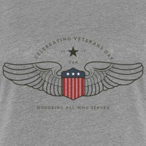 US Veterans Day T-Shirts - Women's Premium T-Shirt