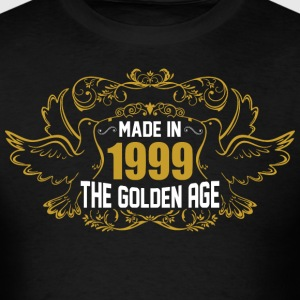 Made in 1999 The Golden Age - Men's T-Shirt