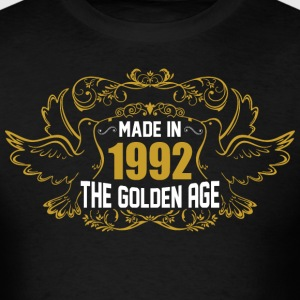 Made in 1992 The Golden Age - Men's T-Shirt