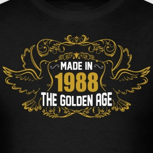 Made in 1988 The Golden Age - Men's T-Shirt