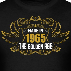 Made in 1965 The Golden Age - Men's T-Shirt