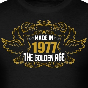 Made in 1977 The Golden Age - Men's T-Shirt