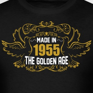 Made in 1955 The Golden Age - Men's T-Shirt