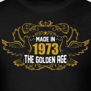 Made in 1973 The Golden Age - Men's T-Shirt