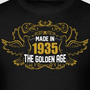 Made in 1935 The Golden Age - Men's T-Shirt