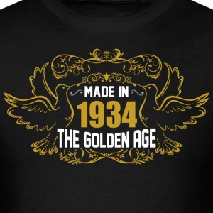 Made in 1934 The Golden Age - Men's T-Shirt