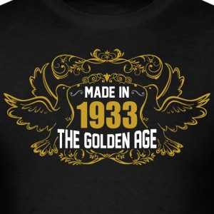 Made in 1933 The Golden Age - Men's T-Shirt