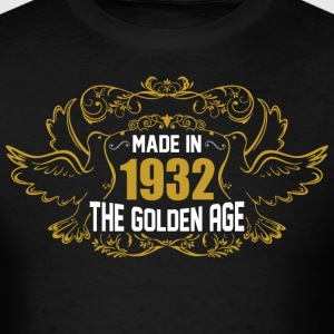 Made in 1932 The Golden Age - Men's T-Shirt