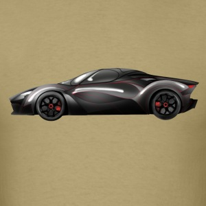 konzept car T-Shirts - Men's T-Shirt