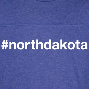 NORTH DAKOTA - Vintage Sport T-Shirt