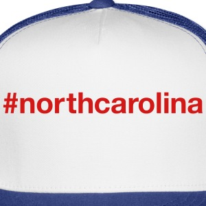 NORTH CAROLINA - Trucker Cap