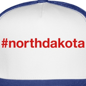 NORTH DAKOTA - Trucker Cap
