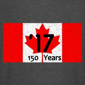 CANADA FLAG 150 YEARS '17 - Vintage Sport T-Shirt