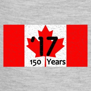 CANADA FLAG 150 YEARS '17 - Baby Contrast One Piece