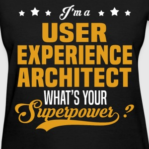 User Experience Architect - Women's T-Shirt