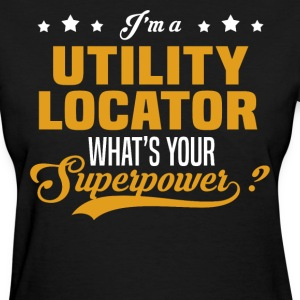 Utility Locator - Women's T-Shirt