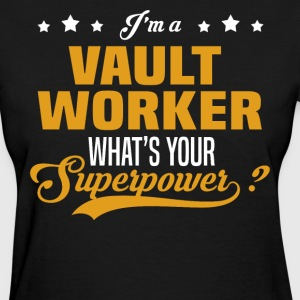 Vault Worker - Women's T-Shirt