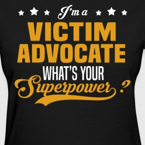 Victim Advocate - Women's T-Shirt