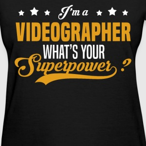 Videographer - Women's T-Shirt