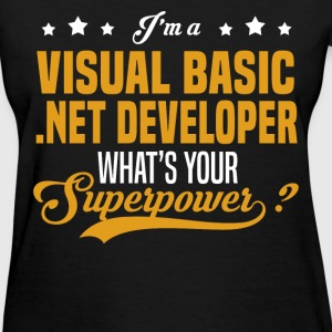 Visual Basic .NET Developer - Women's T-Shirt