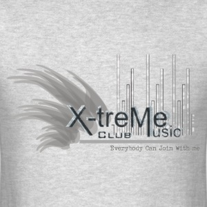 X- Club Music - Men's T-Shirt