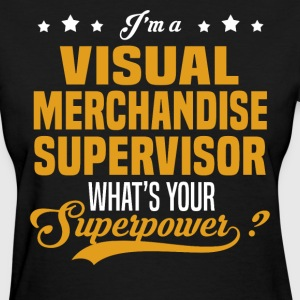 Visual Merchandise Supervisor - Women's T-Shirt