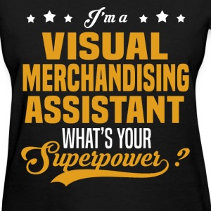 Visual Merchandising Assistant - Women's T-Shirt