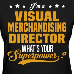 Visual Merchandising Director - Women's T-Shirt