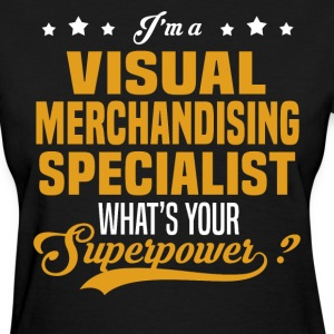 Visual Merchandising Specialist - Women's T-Shirt