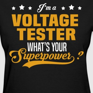 Voltage Tester - Women's T-Shirt