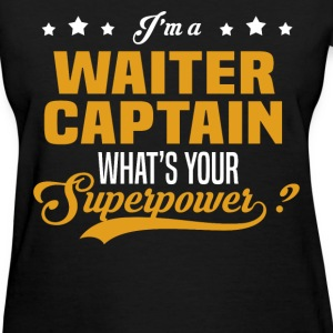 Waiter Captain - Women's T-Shirt