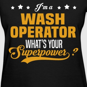 Wash Operator - Women's T-Shirt