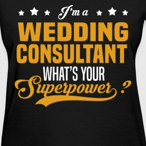 Wedding Consultant - Women's T-Shirt