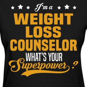 Weight Loss Counselor - Women's T-Shirt