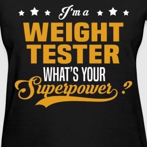 Weight Tester - Women's T-Shirt