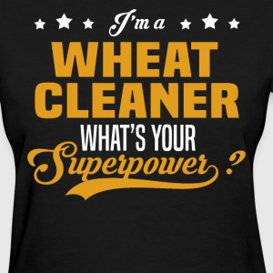 Wheat Cleaner - Women's T-Shirt