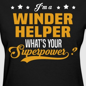 Winder Helper - Women's T-Shirt