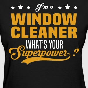 Window Cleaner - Women's T-Shirt
