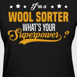 Wool Sorter - Women's T-Shirt