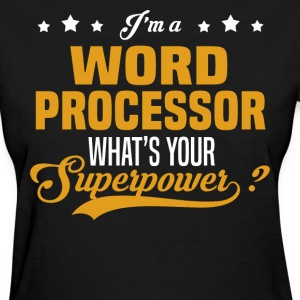 Word Processor - Women's T-Shirt
