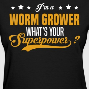 Worm Grower - Women's T-Shirt