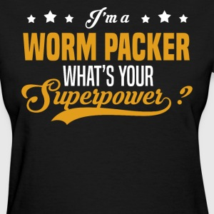 Worm Packer - Women's T-Shirt