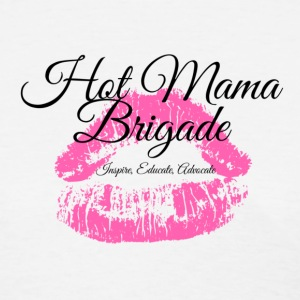 Hot Mama Brigade Tee - Women's T-Shirt