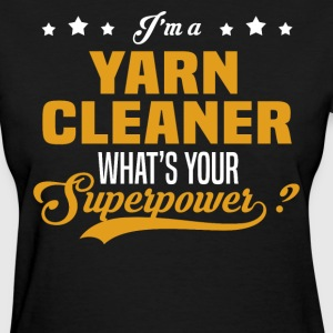 Yarn Cleaner - Women's T-Shirt