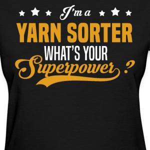 Yarn Sorter - Women's T-Shirt