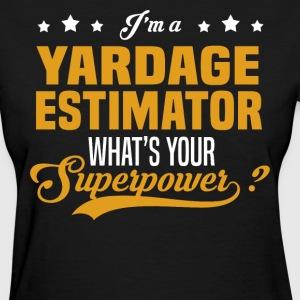 Yardage Estimator - Women's T-Shirt