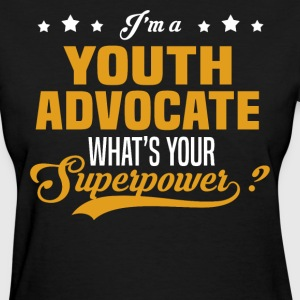 Youth Advocate - Women's T-Shirt