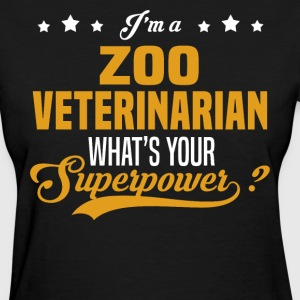 Zoo Veterinarian - Women's T-Shirt